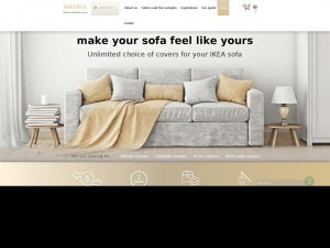 Attractive and durable sofa covers.